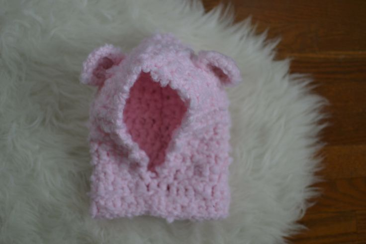 A personal favorite from my Etsy shop https://www.etsy.com/ca/listing/258966691/ready-to-ship-light-pink-crochet-bear