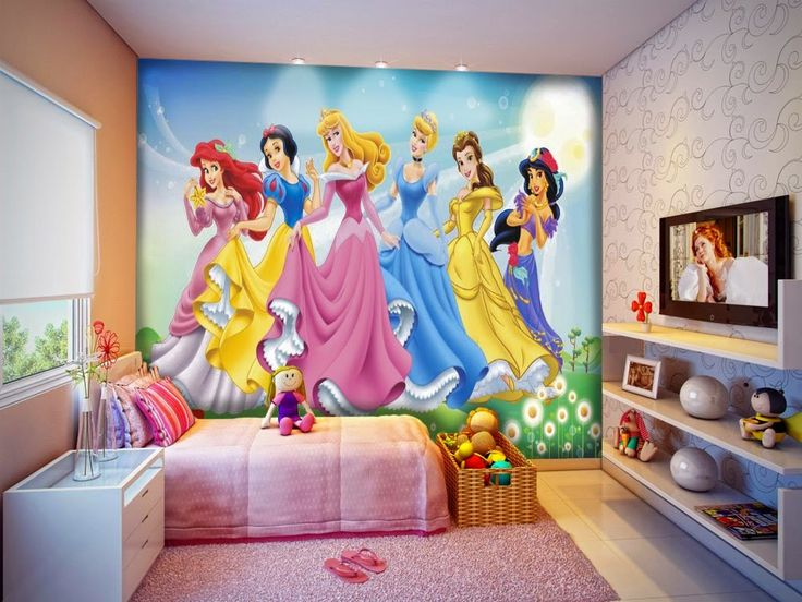 Quartos de Princesas!!! Veja Dicas para Decorar!