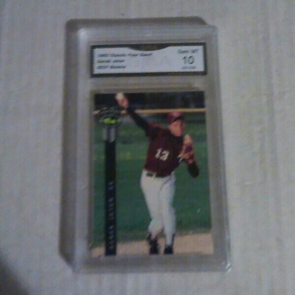 For Sale: Derek Jeter Rookie Card for $50