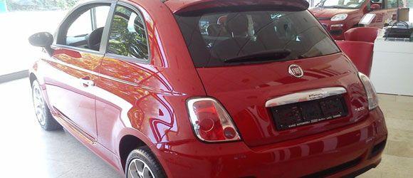 Najnoviji Fiat 500 Sport model 2014 godina serija 3.