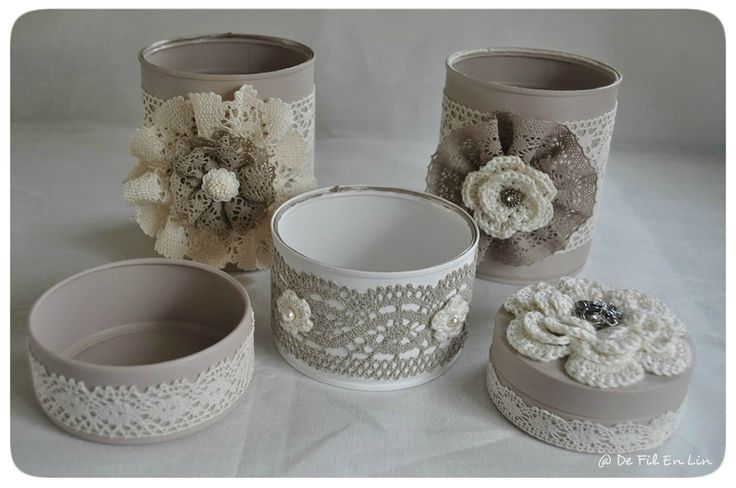 399 best altered images on pinterest cabinet crafts for Boite shabby chic