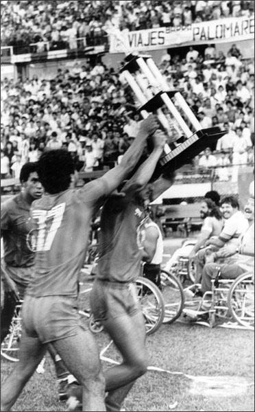 Campeón Copa Colombia 1981