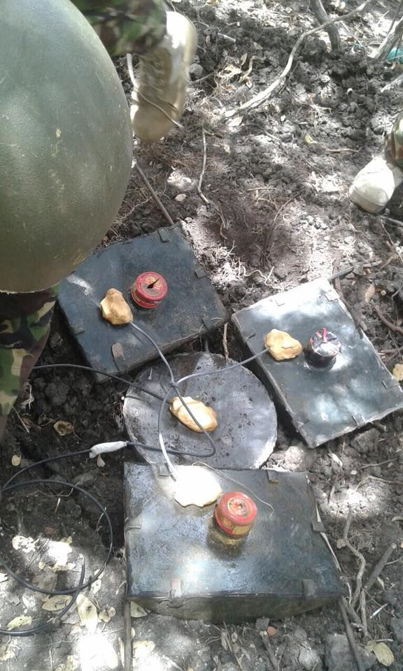 Kenya Defense Forces (KDF) troops recovered 4 improvised explosive devices (IED's), a PKM machine gun, and a dozen AK-47 assault rifles. Similar explosives have been used against army patrol vehicles in recent past. 3/27/2017