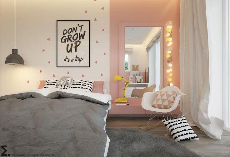 moderne Kinderkamer door ELEMENTY - Pracownia Architektury Wnętrz
