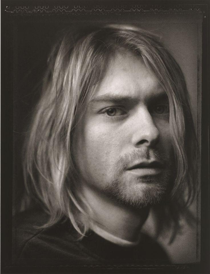 Kurt Cobain, 1993. Photo by Mark Seliger.