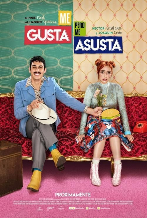 Me gusta, pero me asusta 2017 full Movie HD Free Download DVDrip