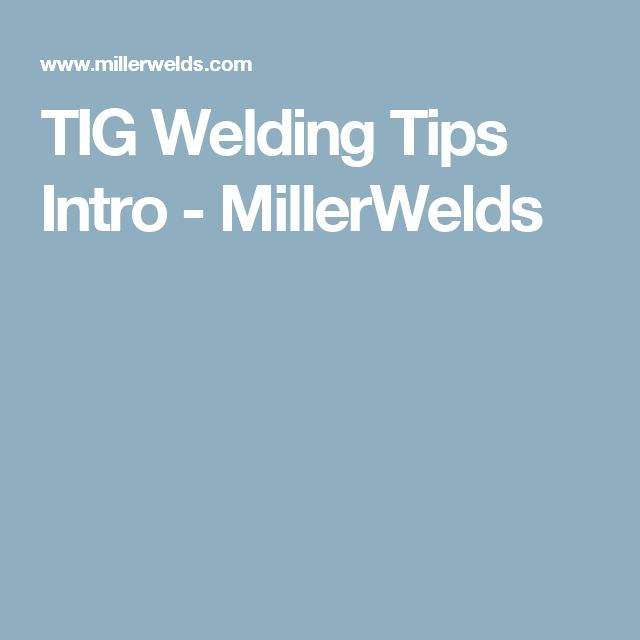 23 best tig welding projects images on Pinterest | Welding ideas ...