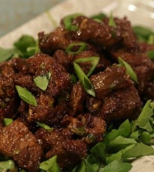 CLINTON KELLY Clinton's Sizzling Asian Beef - Chew Recipes