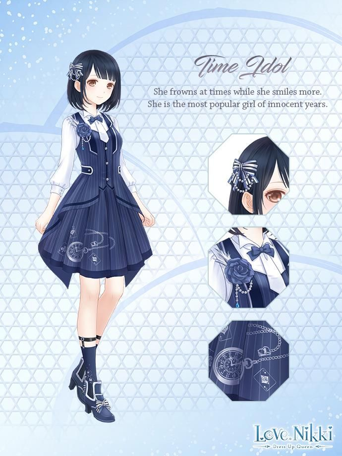 Pin By Hugo Aguilar On Fei Fentezi Anime Outfits Anime Dress Nikki Love