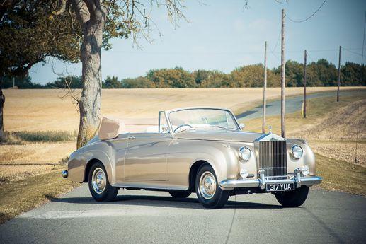1961 Rolls-Royce Silver Cloud II Drophead - Silverstone Auctions