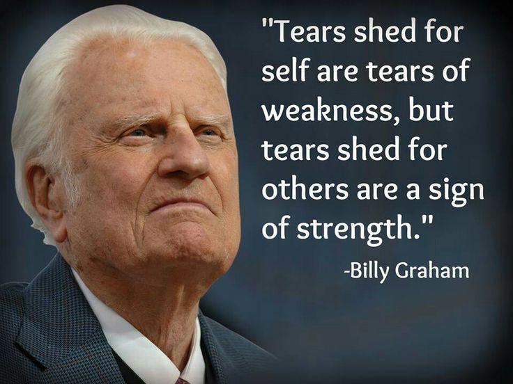 Billy graham essays