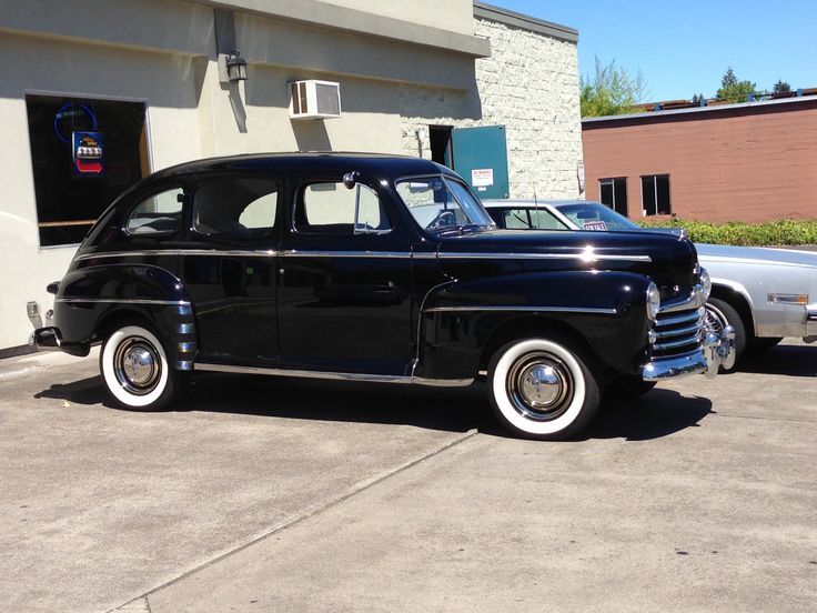 131 best images about cars 1948 on pinterest plymouth for 1948 plymouth 4 door sedan