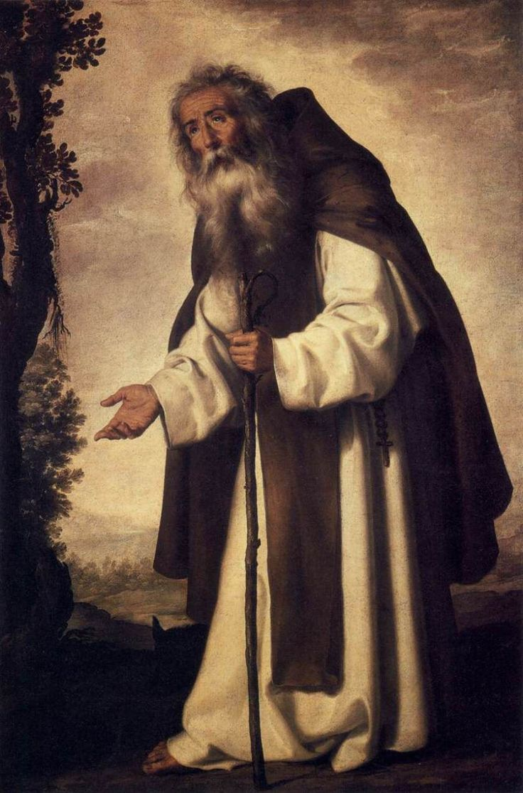 Saint of the Day – 17 January – St Anthony Abbot (c 251-356)    Monk and Hermit.   Also known as: Anthony of Egypt• Anthony of the Desert• Anthony the Great• Anthony the Hermit• Father of Western Monasticism.   Patronages –  against eczema, epileptics; against epilepsy, against ergotism, against pestilence, against skin diseases, against skin rashes, of amputees, anchorites, animals, basket makers and weavers, ..... #EczemaRash
