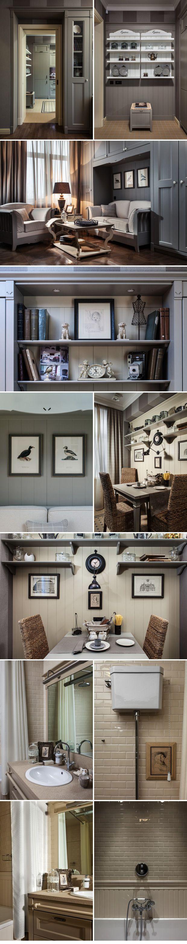 Московский Прованс | Westwing интерьер & дизайн