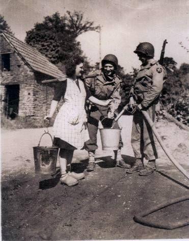 Juin 1944 - CERISY LA SALLE...Normandie