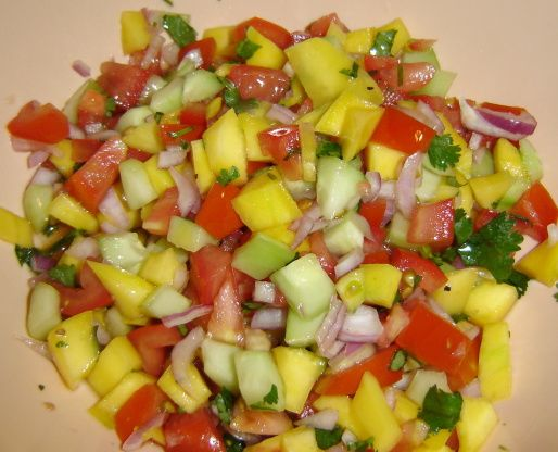 Mango Salsa Recipe - Food.com