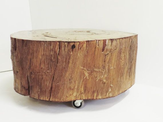 Recycled Solid Timber Coffee Table Completely Solid With Castors On Etsy 538 35 Cad