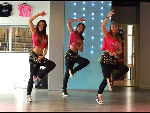 Duele El Corazon - Enrique Iglesias ft Wisin - Fitness Dance Choreography - YouTube