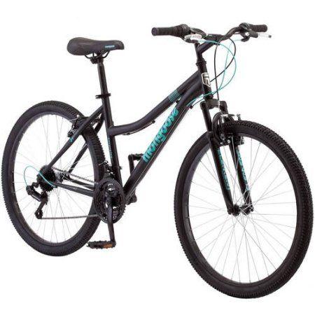 26 inch Mongoose Excursion Lady's Mountain Bike, Black