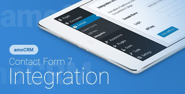 Contact Form 7 - amoCRM - Integration | Contact Form 7 - amoCRM