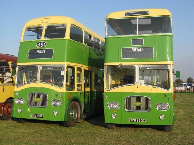 Grandad's era of bus...