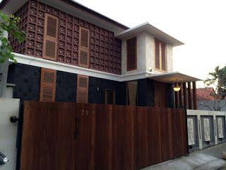 AGENT PROPERTY BALI: Di Jual Rumah Luas Konsep Villa Di Panjer Kota Den...