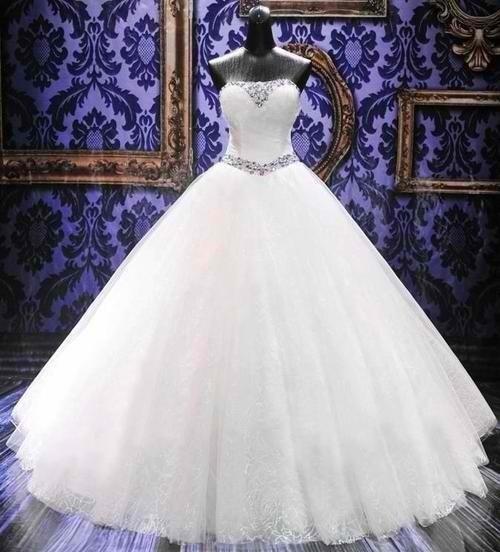 12 best Wedding dresses! images on Pinterest | Homecoming dresses ...