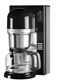 Filter koffiezetapparaat Onyx zwart