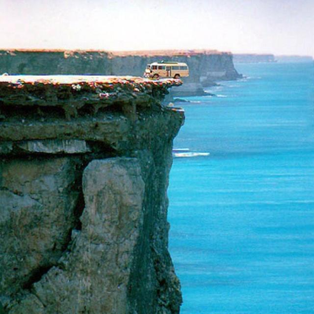 Nullarbor Coast South Australia Wonders Of The World