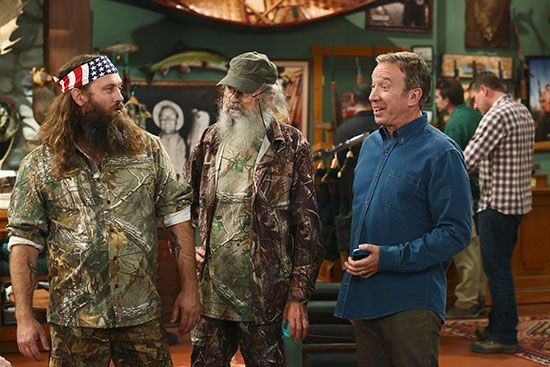 Willie and Uncle Si were hilarious on Last Man Standing 2 of my favs in one! ❤️