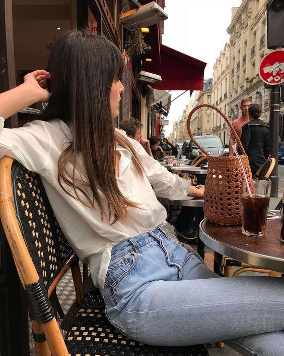Idée et inspiration street style tendance 2017   Image   Description   Parisian…