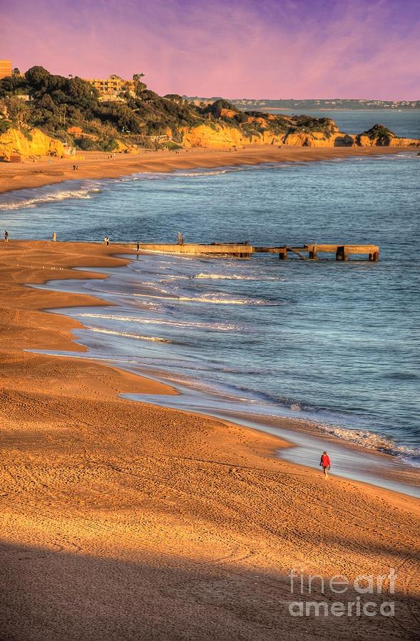 ✯ Albufeira Beach - Algarve, Portugal