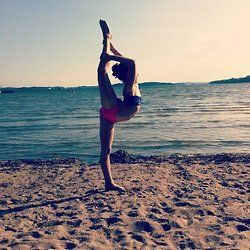 needle -- a need for cheer | I wish I started cheer when I ...