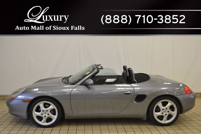 Used 2002 Porsche Boxster For Sale | Sioux Falls SD