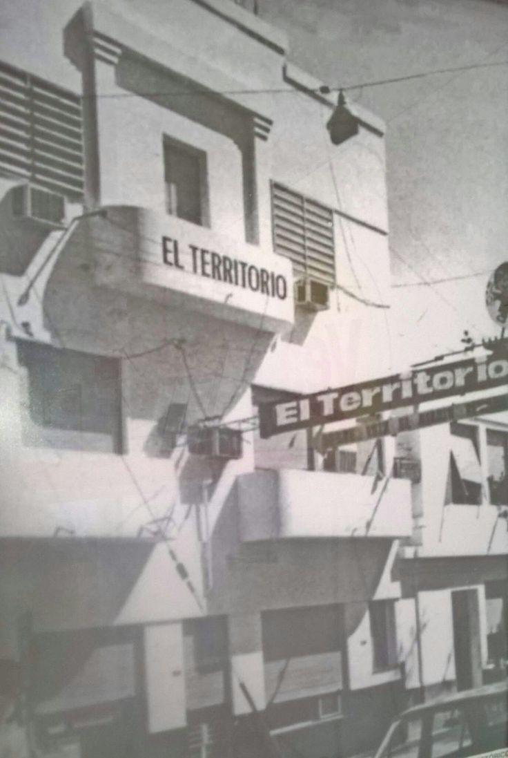 Pellegrini y Brown. Diario El Territorio. Actual Museo de Medios de Comunicacion.