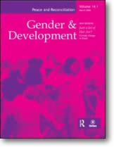 Gender and Development journal