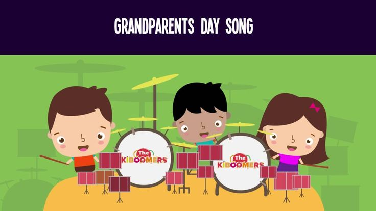 Grandparents Day Song for Kids | Best Preschool Learning Songs