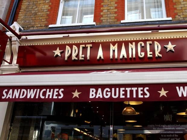 Pret A Manger staff give free coffee and food to customers they like or find attractive