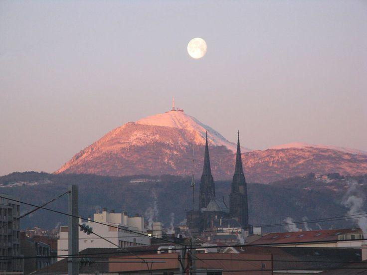 116 best clermont ferrand france images on pinterest - Clermont ferrand dijon ...