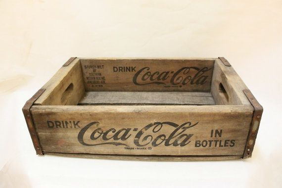 Dating coke crates