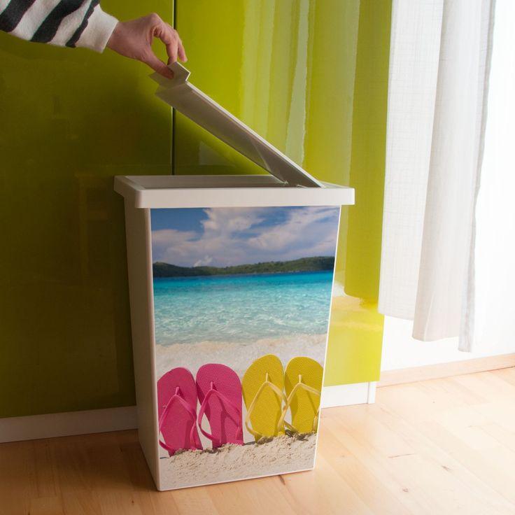 High Quality Abfalleimer, Für Abfall Wie Zu Schaade ;) #FlipFlops #Beach #Sommer #