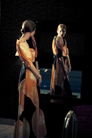 Adorable Ivana Helsinki gown