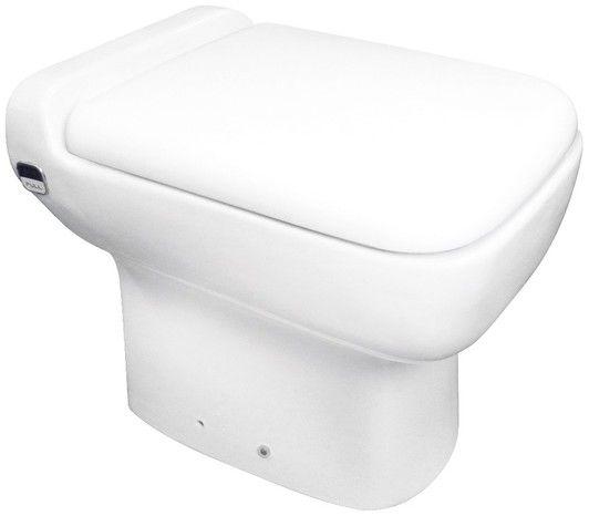 WC broyeur de luxe avec moteur 600 W - PULSOSANIT