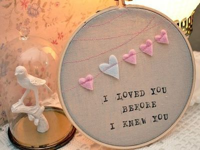 darling: Wall Art, Little Girls, Baby Gifts, Children Toys, Embroidery Hoop Art, Baby Girls, Baby Rooms, Embroidery Hoops, Felt Heart
