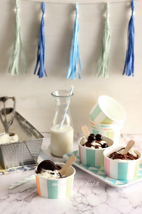 gelato senza gelatiera