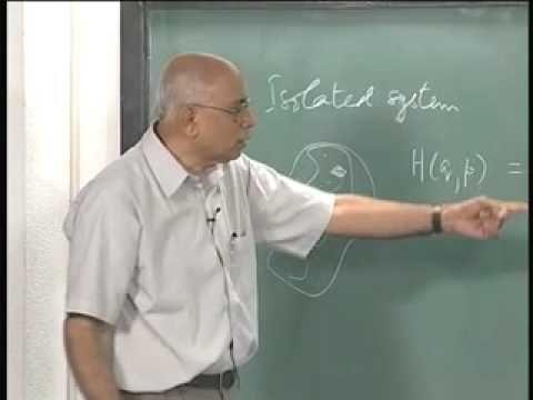 NRK ACADEMY: Classical statistical mechanics: Introduction