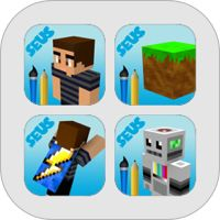 Ultimate Skin & Texture Apps for Minecraft by Seus Corp Ltd.