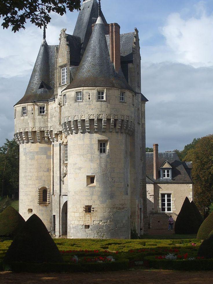 Château de Frazé, Centre, France