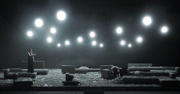 Klaus Grünberg  Set - Klaus Grünberg  Set and lighting design for Verdi's Aida Opernhaus Zürich 2014 --- #Theaterkompass #Theater #Theatre #Schauspiel #Tanztheater #Ballett #Oper #Musiktheater #Bühnenbau #Bühnenbild #Scénographie #Bühne #Stage #Set