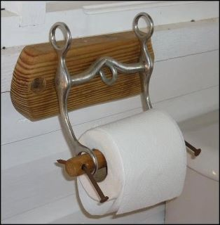 For the horse lover, a bit of a toilet roll holder. (This makes me LOL but I probably have some family that would do this.)